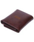 TRIBE WALLET BROWN